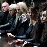 Graham Duff as a Death Eater in HARRY POTTER & THE DEATHLY HALLOWS Pt.1
