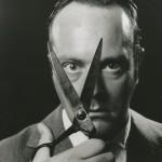 Graham Duff as William S. Burroughs by Donald Scott