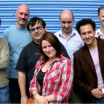 Steve Coogan, Graham Duff, Paul Putner, Rosie Caveliero, Nicholas Briggs, Mathew Wolf and Mark Gatiss - NEBULOUS series 2