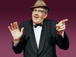 THE 2015 COUNT ARTHUR STRONG CHRISTMAS SPECIAL
